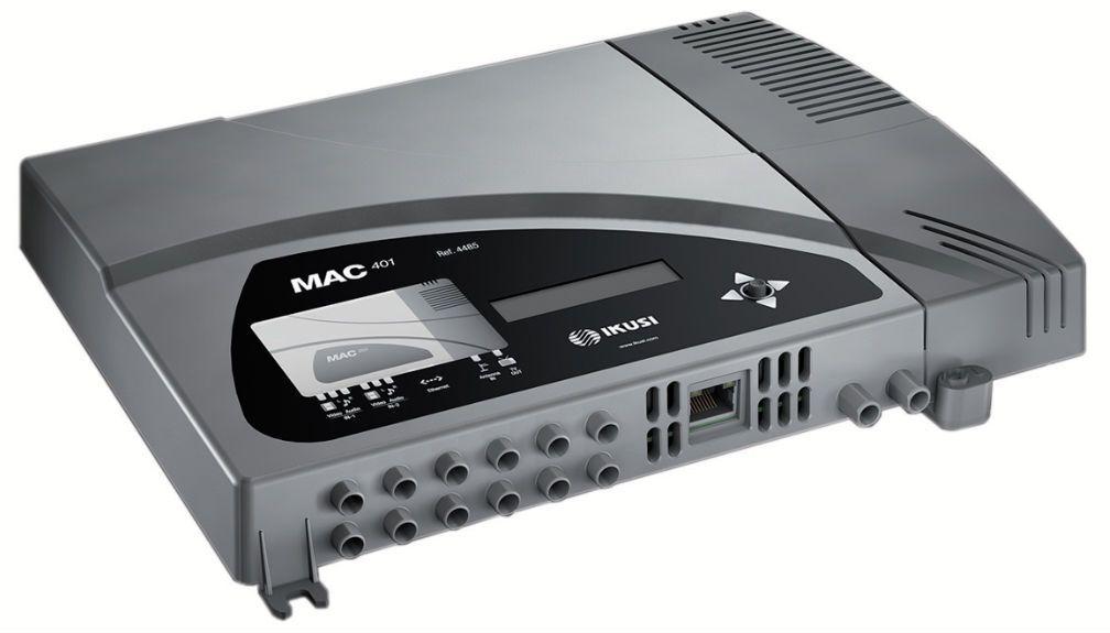MAC-401 4k. DVB-T modulator
