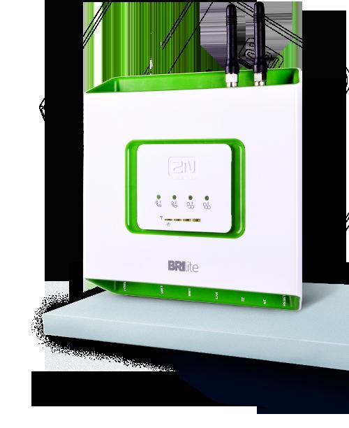 BRI Lite 2x GSM 100-240V