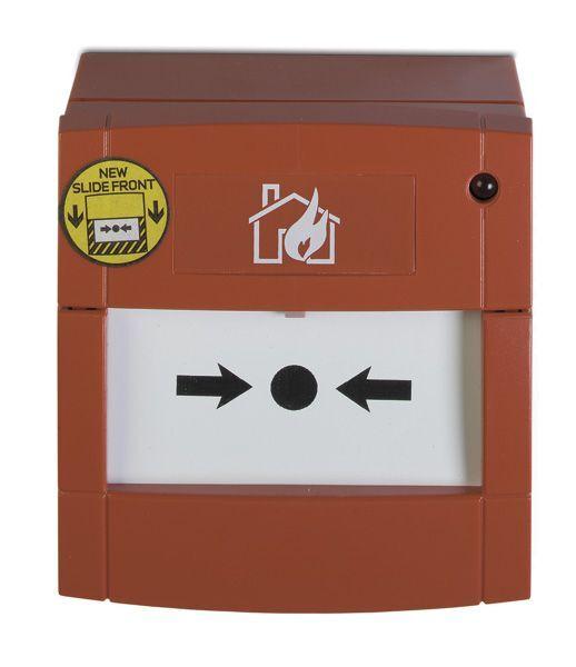 DM2010 Tlačítkový požár.hlásič