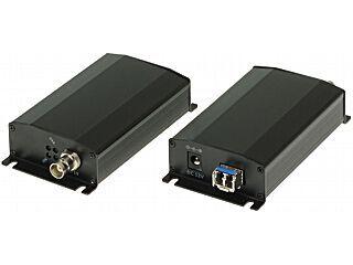 HAVF10 HD-SDI Fiber Tran./Rec.
