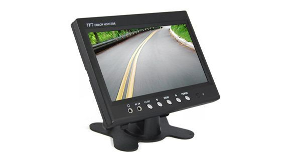 "MD-7016 7"" stand alone monitor"