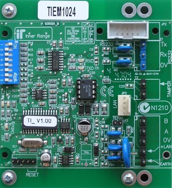 IRLAN5021 Lan terminal kom.mod
