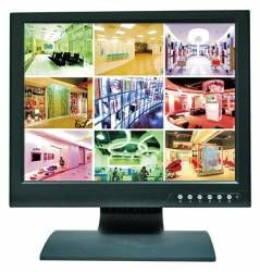 ZCA-17LED CCTV monitor