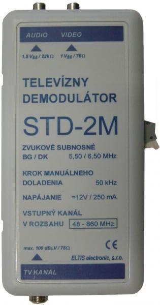 STD-2M mono demodulátor