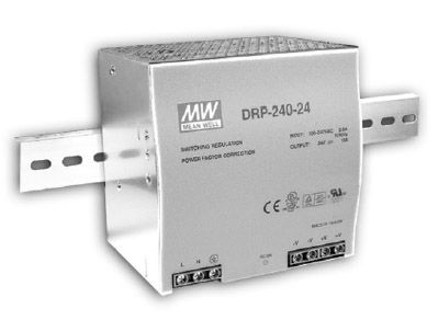 DRP-240-24 MW DIN rail