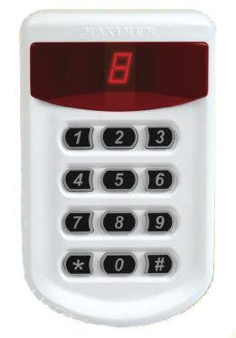 DIGITAL-KEY outdoor-1 keypad