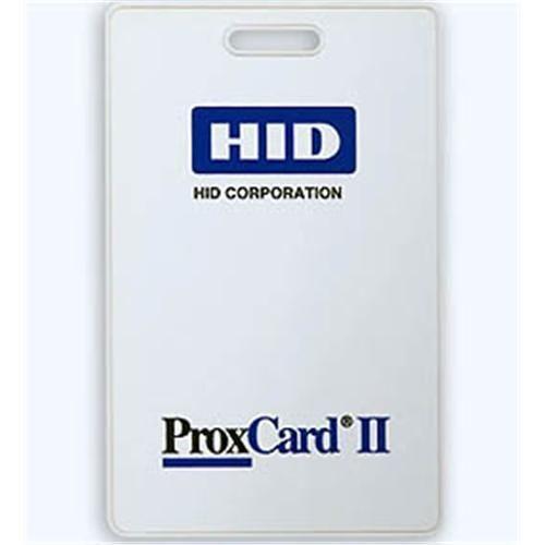 ISOProx HID karta tenka