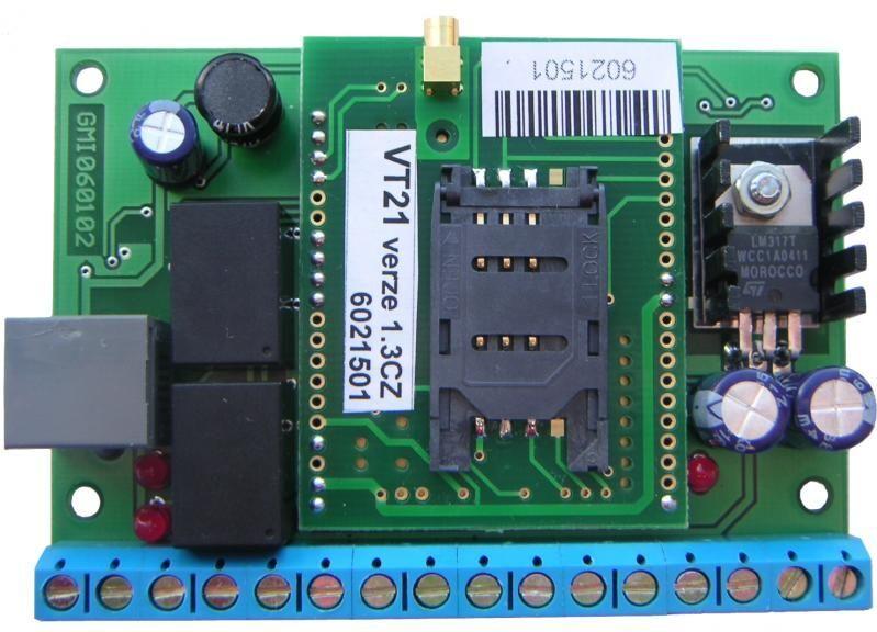 SMS VT21 SMS modul