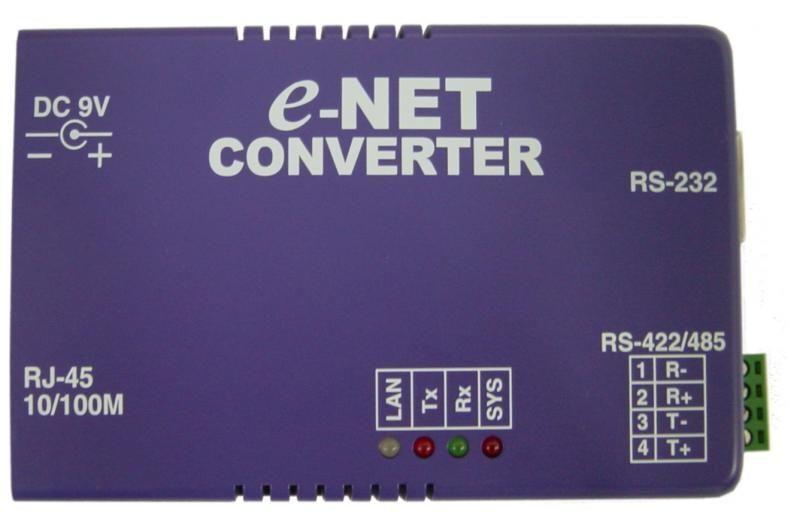 E-P132-X (2-ports) TCP/IP mod.