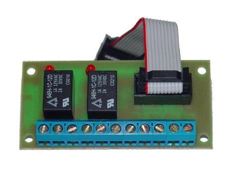 GSM-VT-EXP-007 4vstup,2vystup