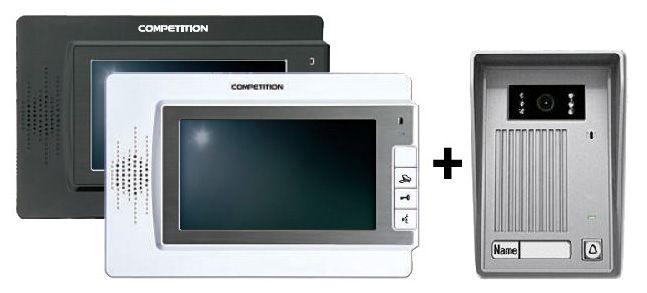 """_SAC35+MT320 WHITE 7"""" LCD+kame"""