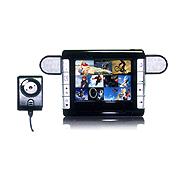 IAD-201LC miniDVR + spy kamera