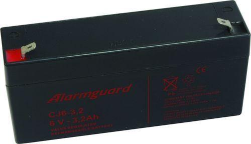 TP0632 6V/3,2Ah rechrg.batt.