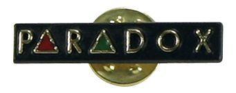 PARADOX PROMO - PIN (odznak)