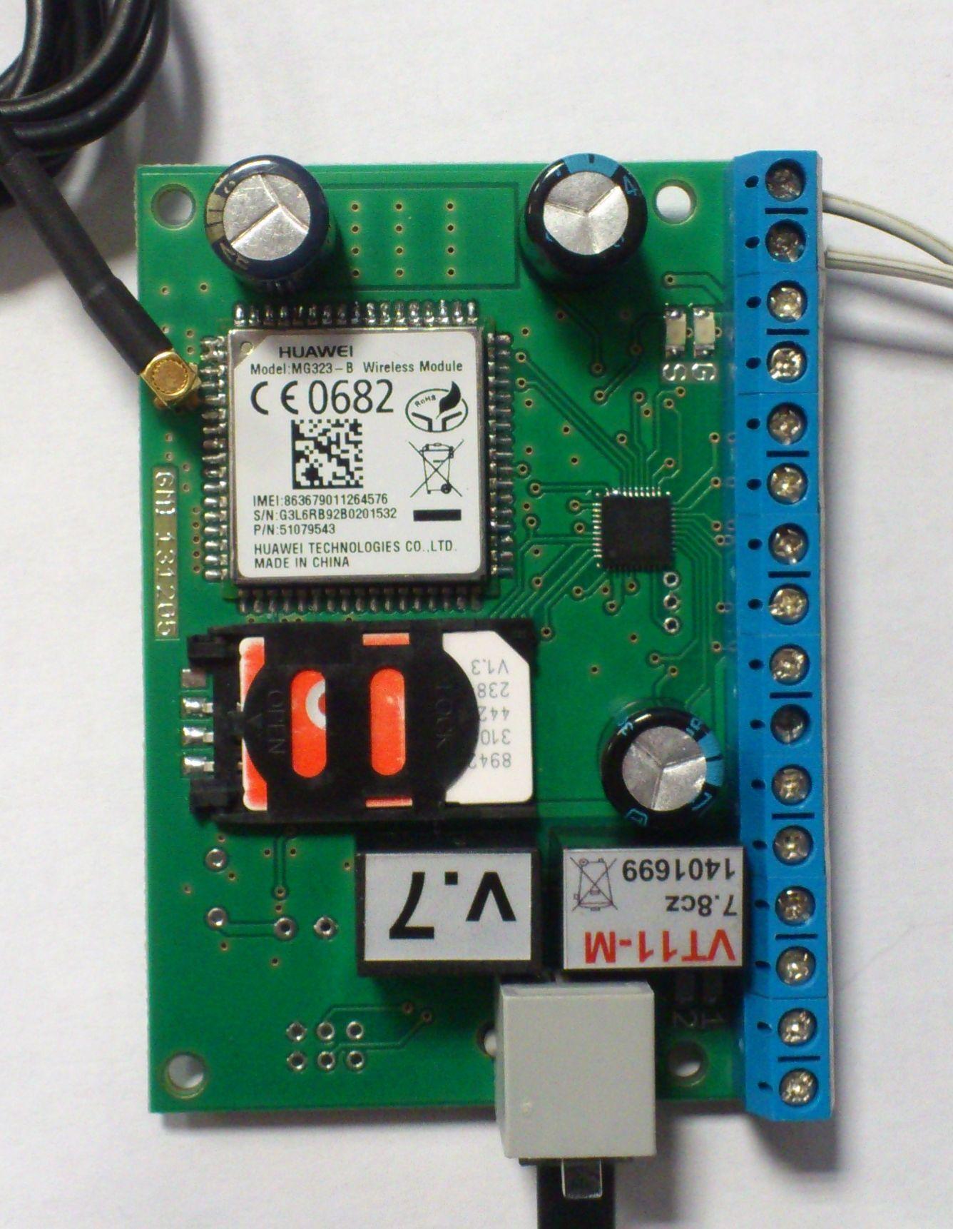 _SMS VT11-M SMS modul