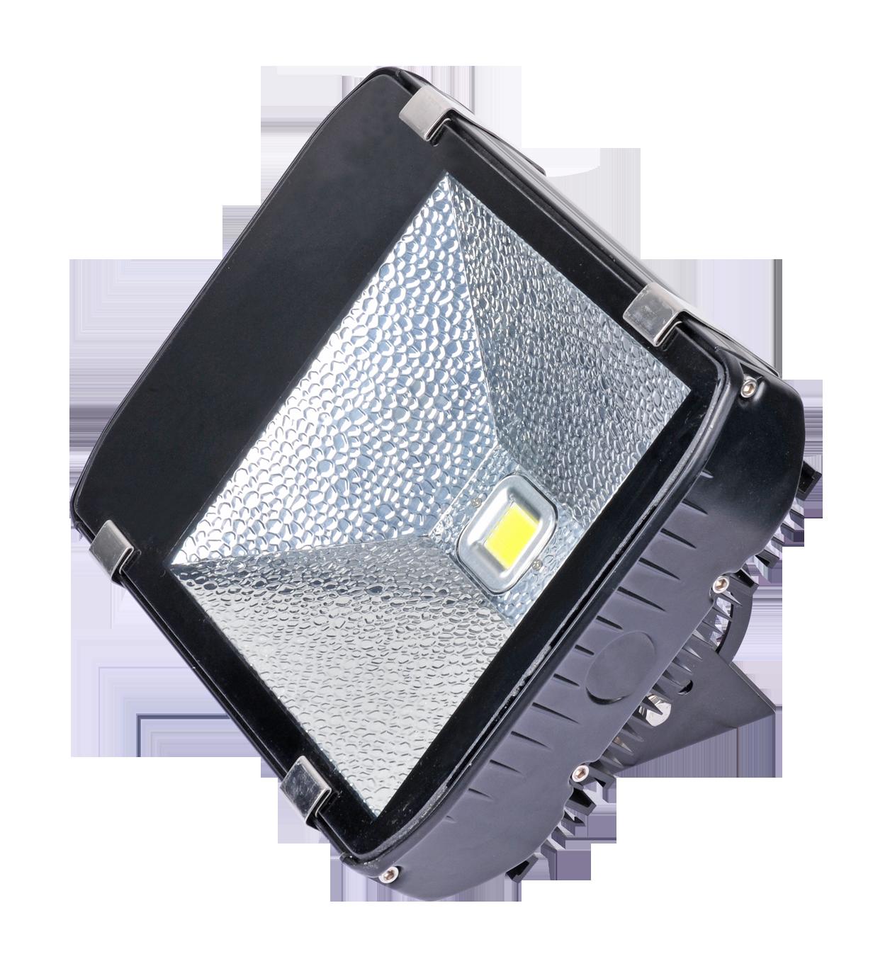 HLFL100PW 100W LED refl., PW