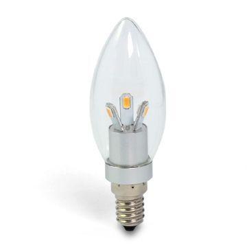 HLB03CE14WW 3W LED žárovka E