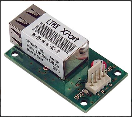 GNOME232 TTL prevodnik eth.