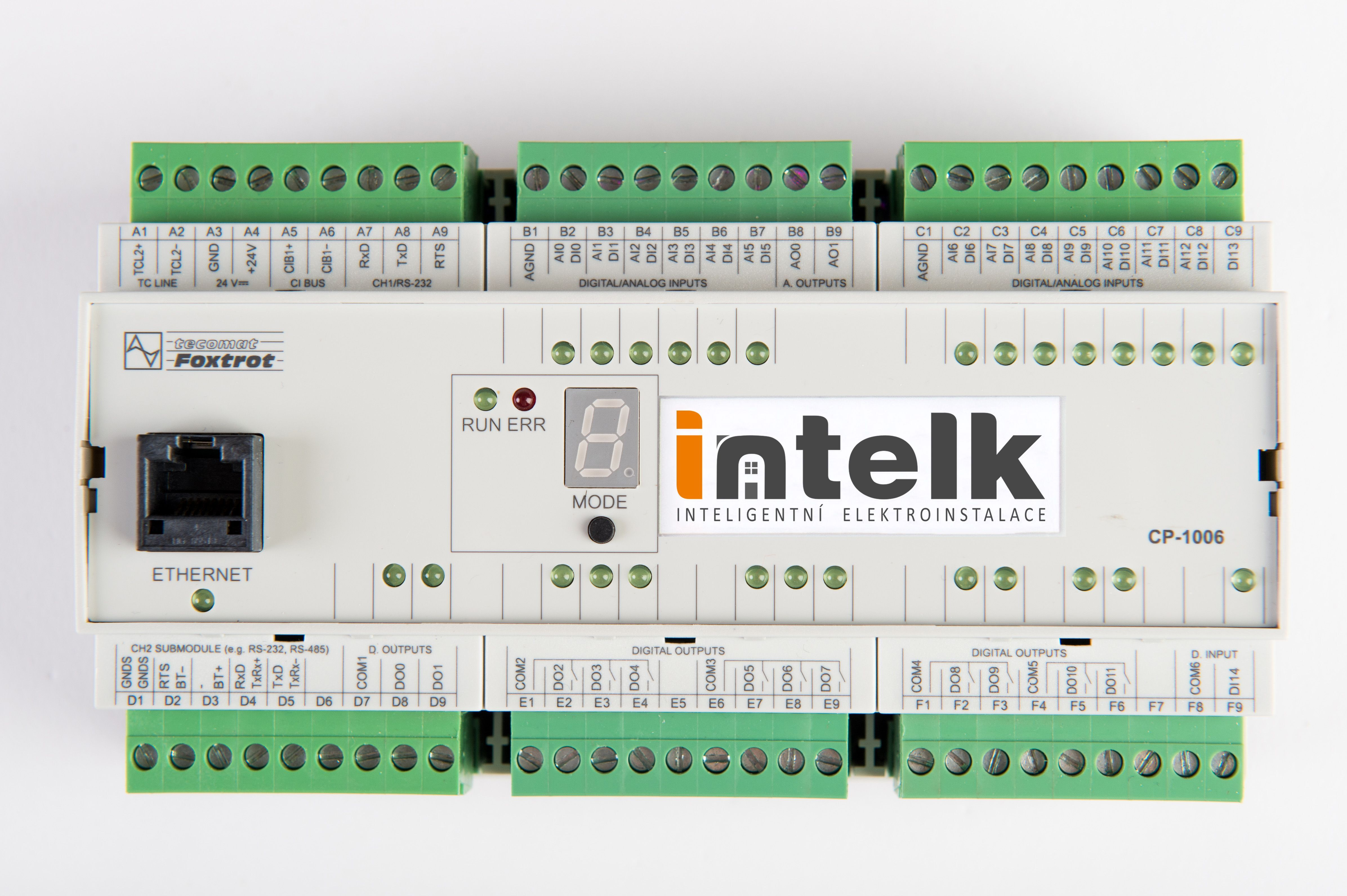 I1006 centální jednotka Intelk