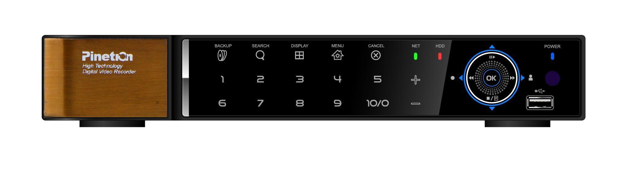 PDR-AHT2104 4ch AHD 1080p/960H