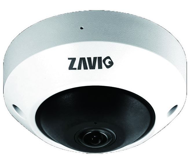 P4320 3MP Panoramic IP camera