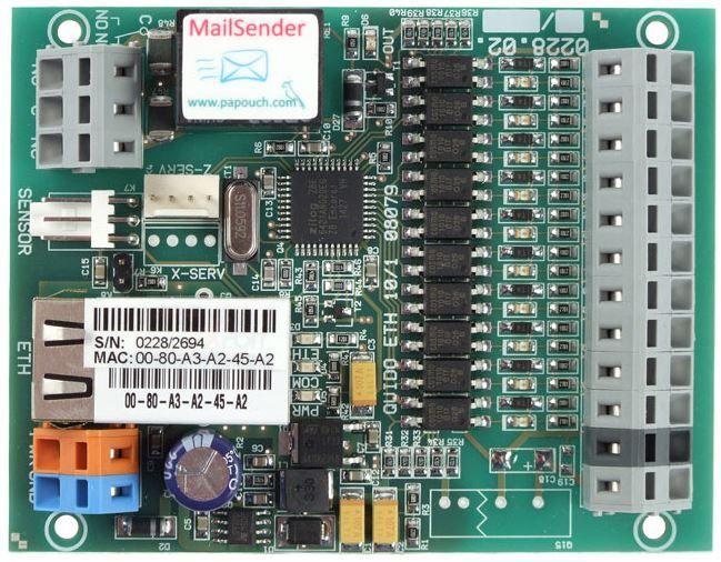 MailSender - 7 až 28V