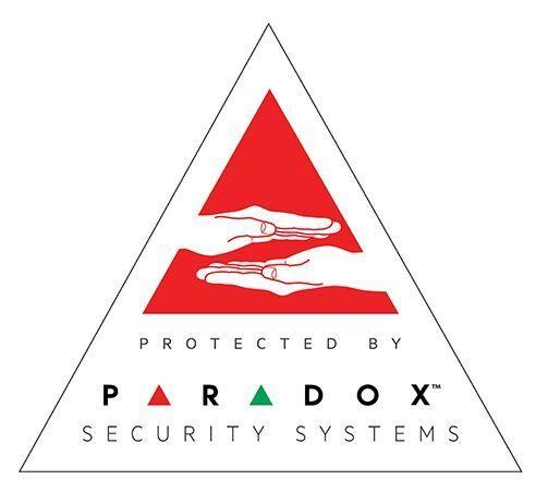 Paradox Protected nálepka