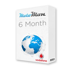 6 Months Vodafone