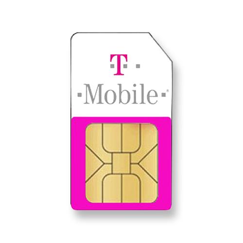 T-Mobile domestic SIM card