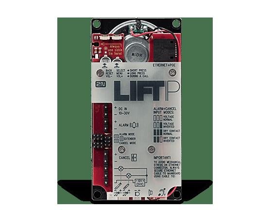 LiftIP Cabin unit - COP version - wired