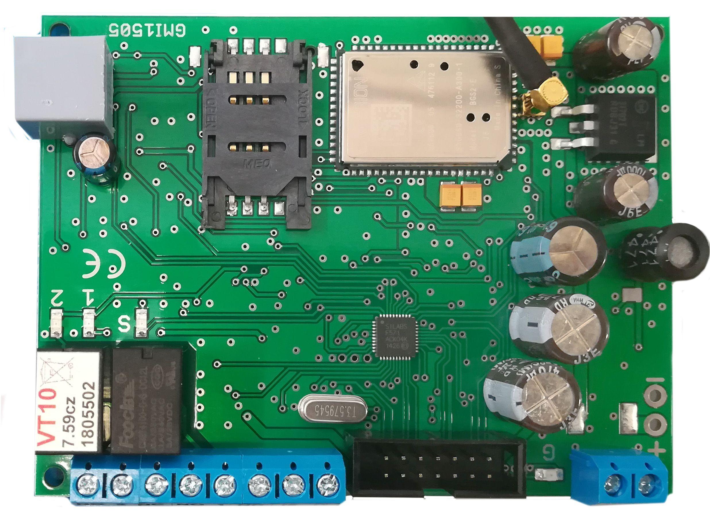 GSM-VT010 GSM brána a SMS