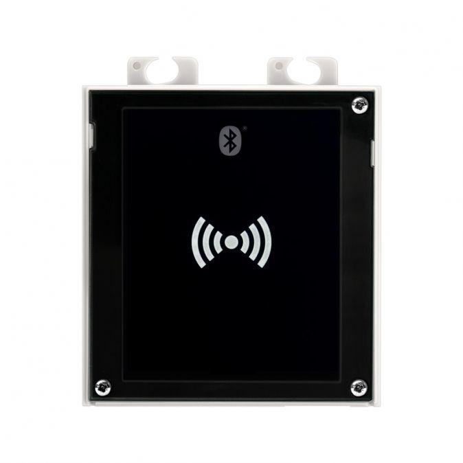 2N IP Verso, rozšiřující modul Bluetooth a čtečky RFID 13,56 MHz+125 kHz, NFC, UID