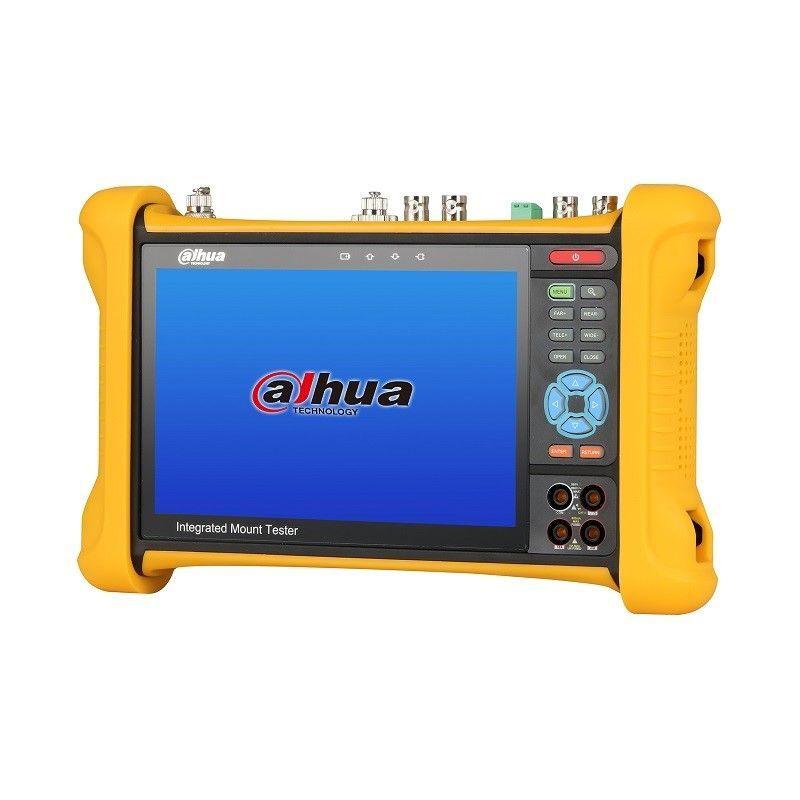 PFM906 integrovaný tester IP, HDCVI, AHD, TVI a analogových kamer