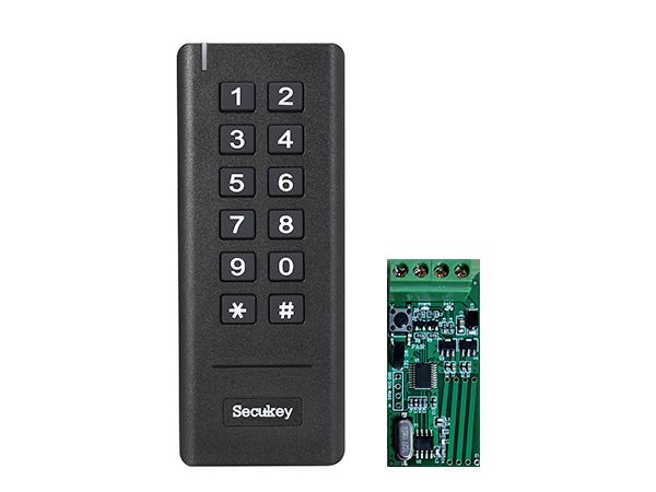 WK1-EM Wireless Keypad, Reader EM card