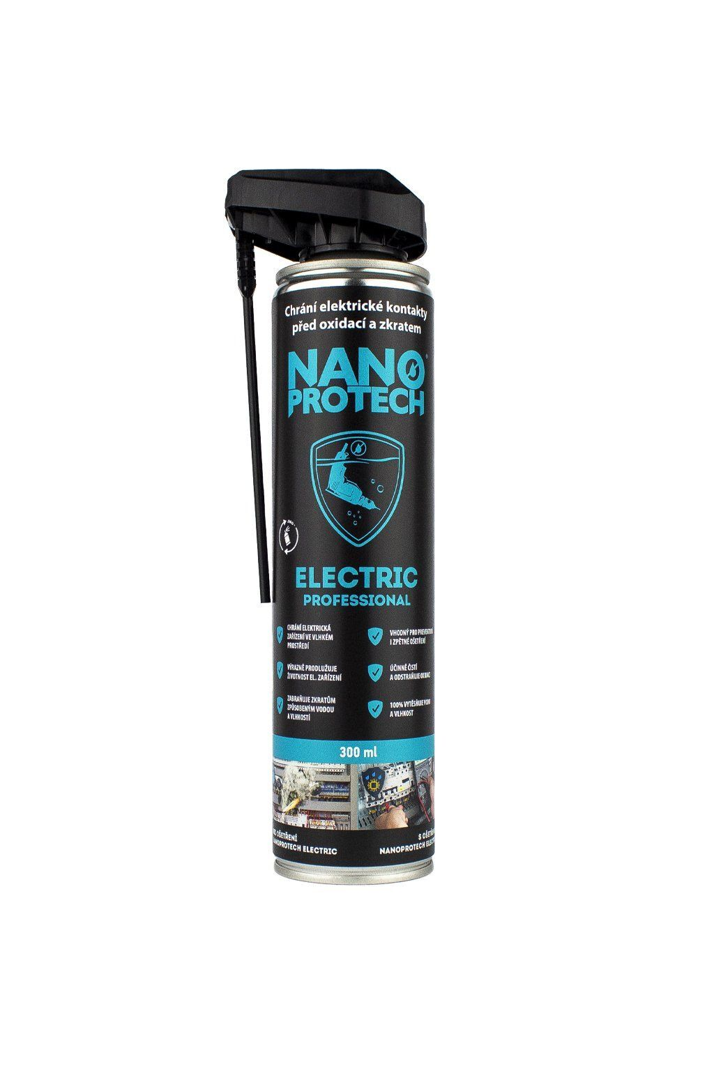 NANOPROTECH Electric Professional 300 ml