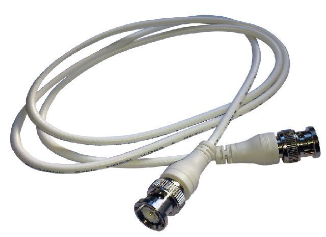 Kabel BNC/BNC 1m, koax 4mm