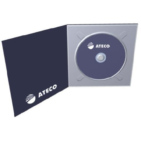 Ateco – tarifikační program 1500/800 (data V24 a Ethernet)