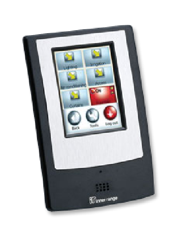 IR Touch-Screen Terminal