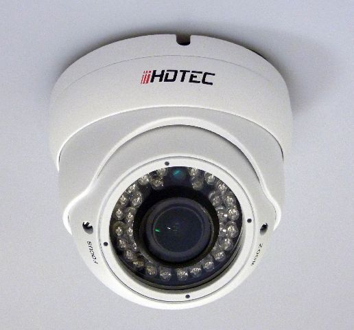 CHD22W Dome HD-SDI 2MP bila