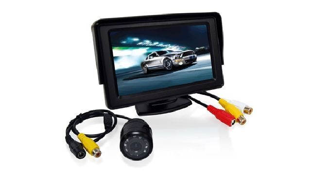 MDCL430NA Car Rear View System