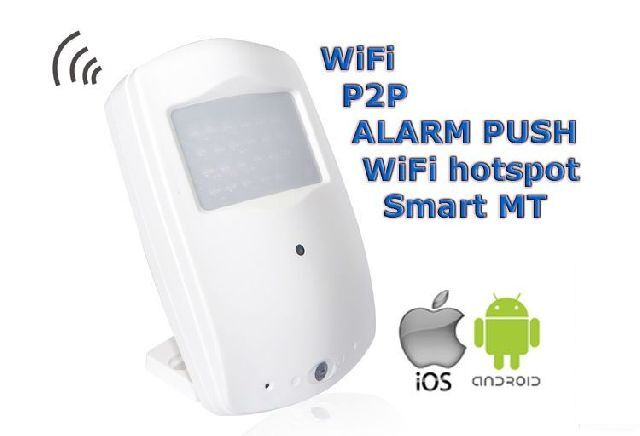 HD028WF WiFi PIR camera 720P
