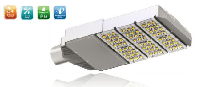 HSTLDS80CW 80W LED streetlight