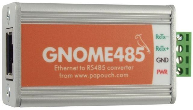 GNOME485 Převod.Ethernet RS485