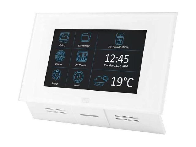 Indoor Touch 2.0 WiFi, White