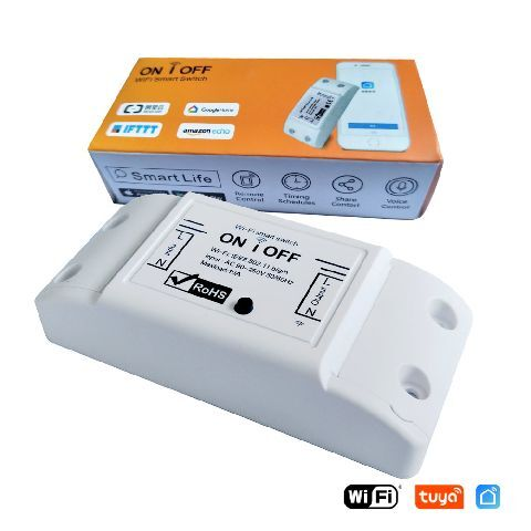 Tuya WiFi Switch AC1