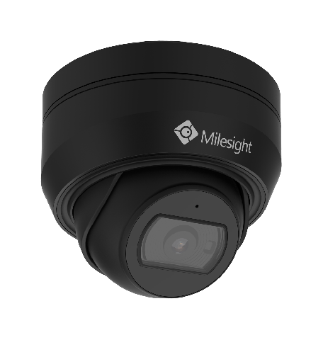 MS-C5375-PB/JV/BLACK 2.8mm 5MP/20fps DOME kamera VCA základna